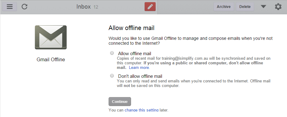 offline-gmail-allow
